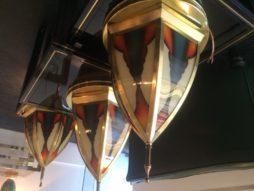 Art Deco Ceiling Lights
