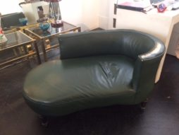 Small Art Deco Chaise Longue