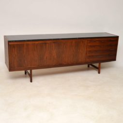 1960's Wood & Marble Sideboard by Robert Heritage for Archie Shine