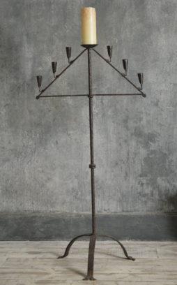 French church candelabra