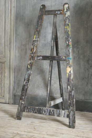 19th Century artist easel