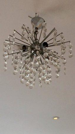 1960s Ceiling Light