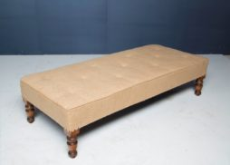 A large country house footstool