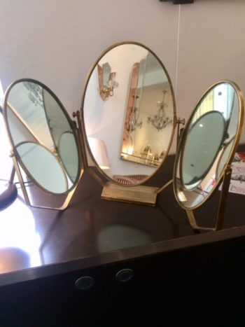 1940s Vanity Mirror By PEERAGE