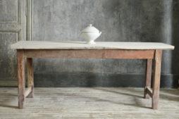 19th Century Rustic farmhouse table