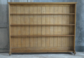 19th Century industrial bookcase