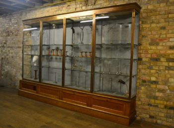 Large Bronze V&A museum cabinet from Damian Hirst