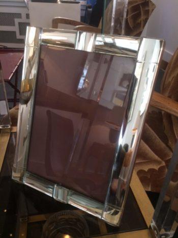 Vintage Glass Photo Frame - SOLD!