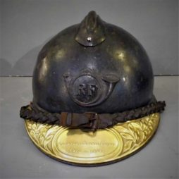 WW1 French Helmets
