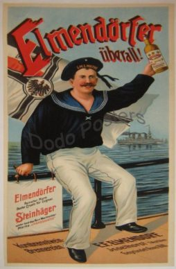 Elmendorfer Uberall Poster