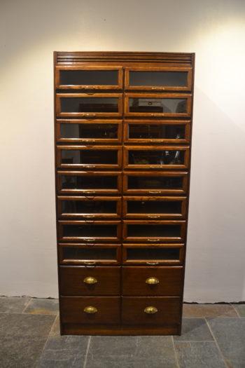 Bespoke Drapers Haberdashery Cabinet