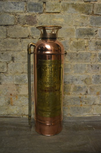 American Copper and Brass Fire Extinguishers