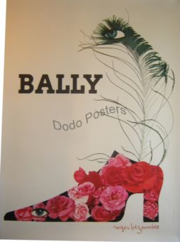 Bally Flowers Poster