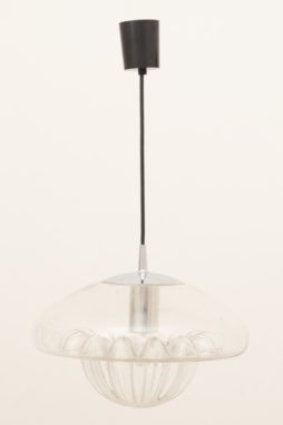 1970s German Piell & Putzler Hanging Light
