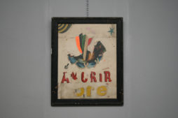 Teatro deluxe Abstract Collage by Artist Huw Griffith