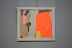 Lozere Abstract Collage by Artist Huw Griffith