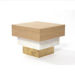 Modern Side Table - Dorique