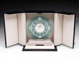 Alred Dunhill Clock