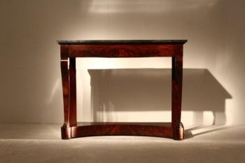 Petite 19th Century French Console