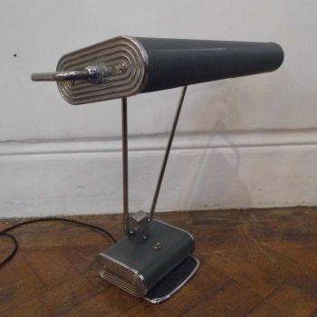 Jumo Desk Lamp Model 71 Designed by Eileen Grey in 1938