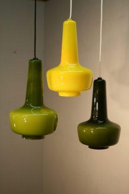 Fog & Morup Glass Pendant Lamps Jo Hammerborg