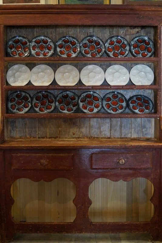 Antique 19th Century Irish Dresser Interior Boutiques Antiques For Sale And Mid Century Modern Furniture French Furniture Antique Lighting
