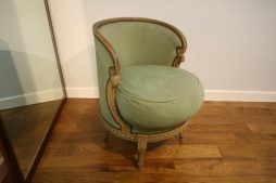 French Louis XV1 Style Chair Circa 1920s