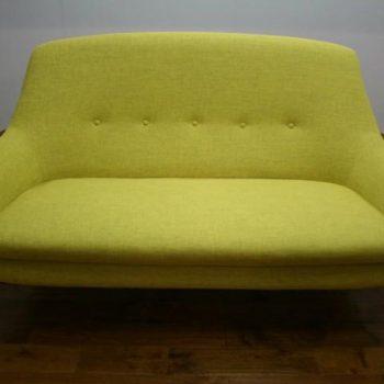 Mid Century Swedish Sofa