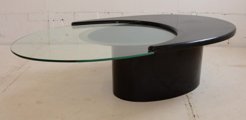 Willy Rizzo Coffee Table.Sculptural Coffee Table Style Of Willy Rizzo