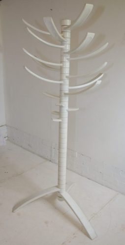 "Sculptural ""Renna"" Coat & Hat Stand Designed by Bruce Tippett"