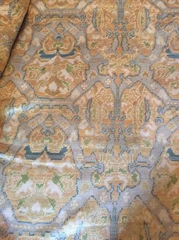 Rare Antique 1930s Allover Design Spanish Carpet - POA