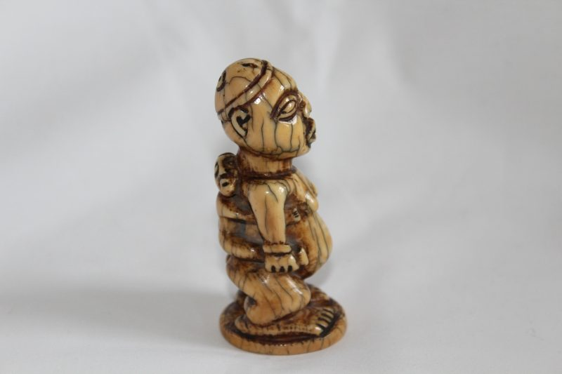 Antique African Ivory Fertility Carving