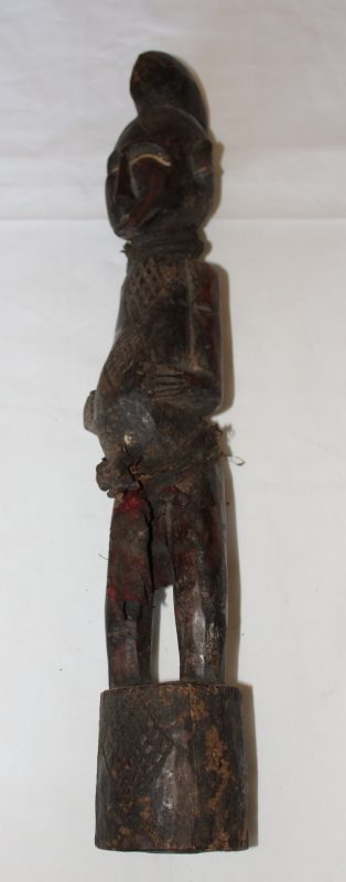Antique African Fertility Carving Interior Boutiques