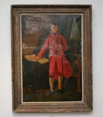 Napoleon Bonaparte Oil Painting