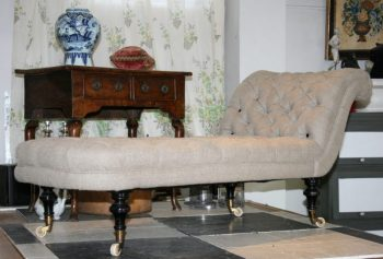 Antique 19th Century English Daybed - POA