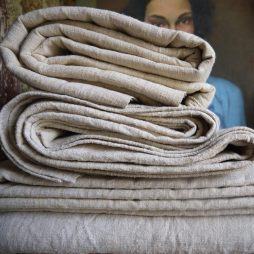Antique Heavy Hemp Sheets