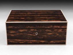 Art Deco Coromandel Jewellery Box