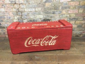 1960s Style Coca Cola Box