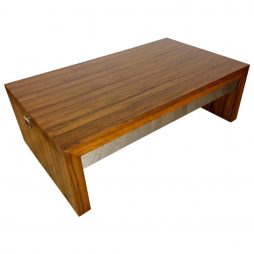Mid Twentieth Century Modern Design Rosewood Extendable Table