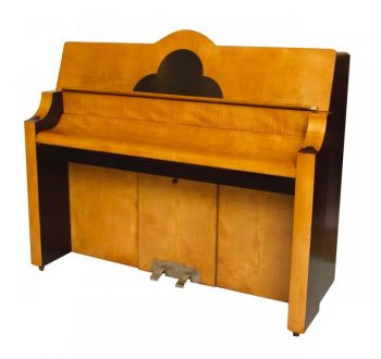Art Deco Cloud Design Piano Bentley by Prescott's of Oxford