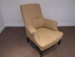 Antique Single Napoleon III Armchair