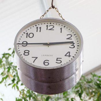 042-Double Sided Lambert Clock