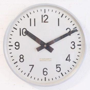 035-Industrial Clock