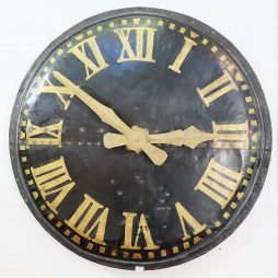 208-Extra Large English Turret Clock