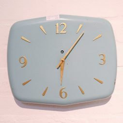 238-Art Deco Wall Clock
