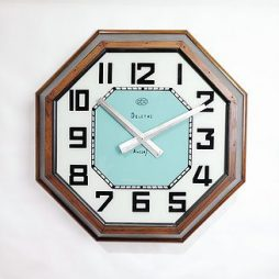 227-Octagonal Wall Clock