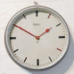239-Hungarian Factory Clock