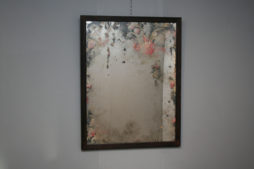 Huw Griffith Textile Mirror