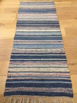 Swedish Handwoven Rug Trasmatta