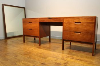 Richard Hornby Teak Dressing Table for Fyne Ladye Furniture c1960